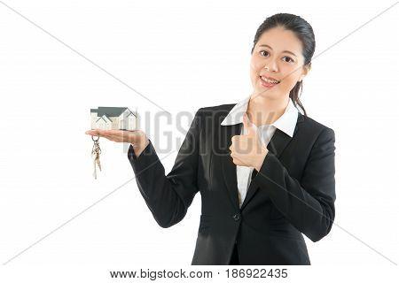 Beauty Agent Introduce A Good House.