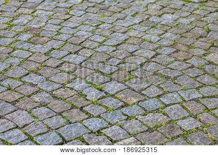 Stone Block Seamless Texture, The Road To Pedestrians