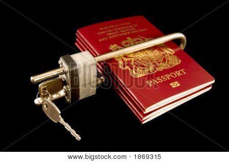 Locked Passport