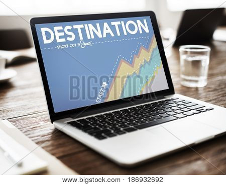 Destination Location Journey Itinerary Goal