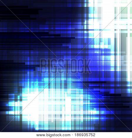 blue line abstract backgrounds design modren graphic for decor
