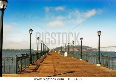 Lamp Post Pier