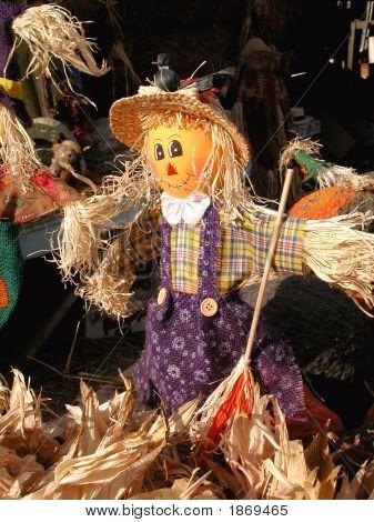 Pumpkin Patch Doll