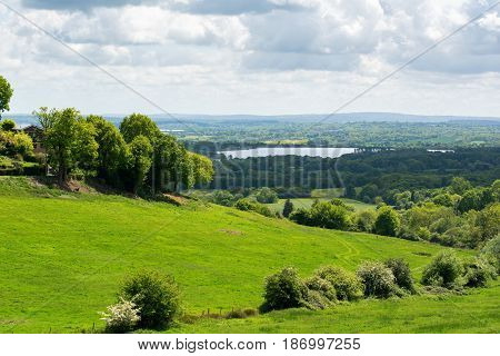 Ide Hill Landscape, Kent