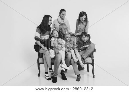 Excellent Group People On White Image Photo Free Trial Bigstock Gmtry Best Dining Table And Chair Ideas Images Gmtryco