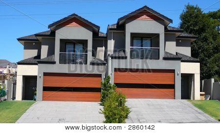 Twin Houses
