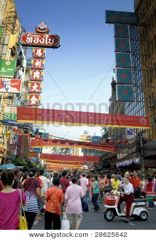 Chinese New Year In Bangkok