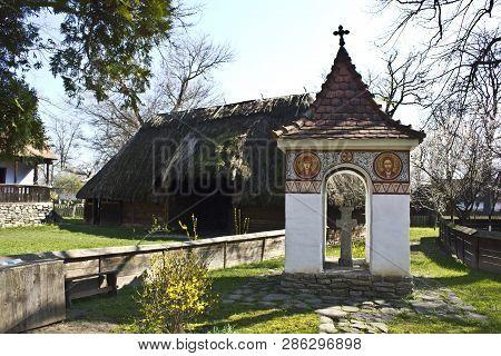 Village Museum In Bucuresti, Romania, East Europe