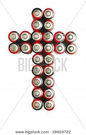 Batteries Cross