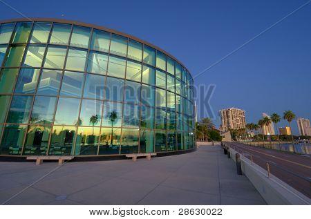 ST. PETERSBURG, FLORIDA - DECEMBER 30: Mahaffey Theater December 30, 2011 in St. Petersburg, FL. It is the city's pre-eminent performing venue having undergone a $20 million renovation in 2005.