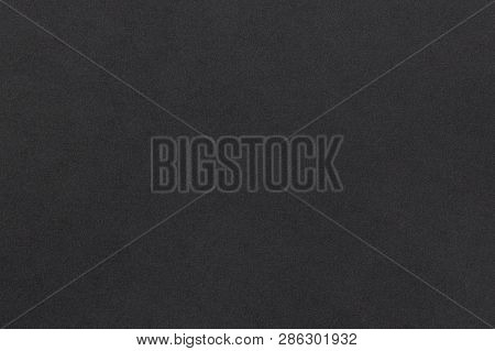 Black Soft Foam Material Matte Surface With Tiny Grainy Rough Texture Pattern Abstract Background De