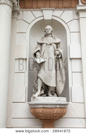 Austrian Diplomat - Pergen