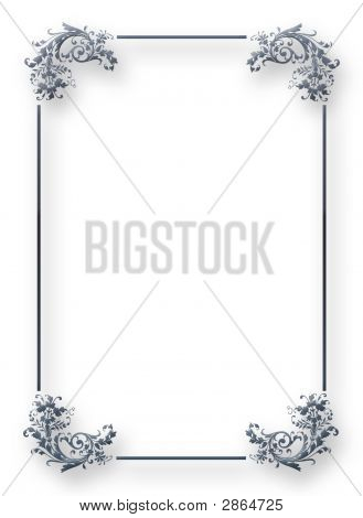 Decorative Frame.