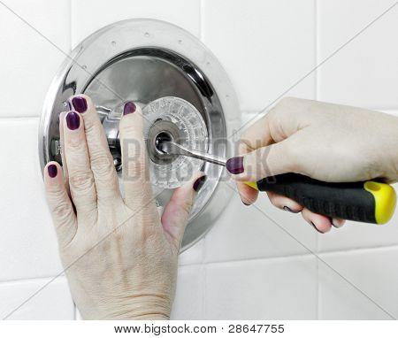 Repair Faucet