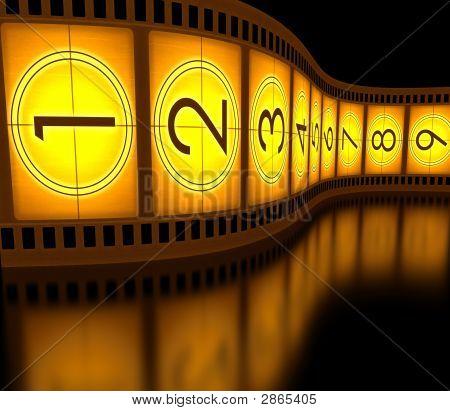 Filmstrip (Countdown)