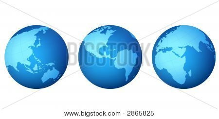 Planet Map