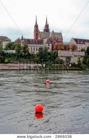 Basel And Rhine