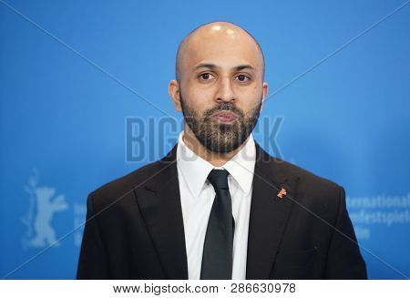 Ritesh Batra attends the 'Photograph' photocall during the 69th Berlinale International Film Festival Berlin at Grand Hyatt Hotel on February 13, 2019 in Berlin, Germany