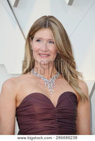 Laura Dern at the 91st Annual Academy Awards held at the Hollywood and Highland in Los Angeles, USA on February 24, 2019.