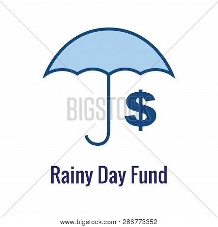 Financial Emergency Fund Icons  W Home Or House, Car Or Vehicle Damage, Job Loss Or Unemployment, An