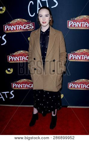 LOS ANGELES - FEB 27:  Camryn Grimes at the