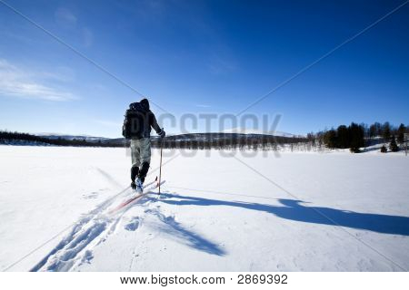 Back Country Skiing