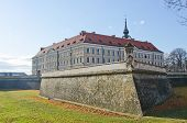 Lubomirski castle in Rzeszow, Poland poster