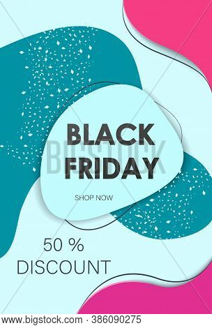 Black friday sale banner. Black friday sale banner. Black friday sale banner. Celebration Balloon Sales Black Friday on a Grey background. Balloons Black Friday. Balloons Black friday with gold realistic bow on the black background. bow realistic. Black F