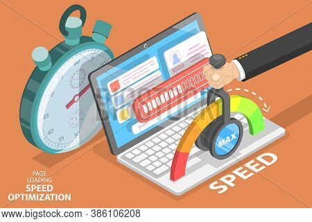 Webpage Loading Time Decreasing, Website Speed Optimization And Seo.