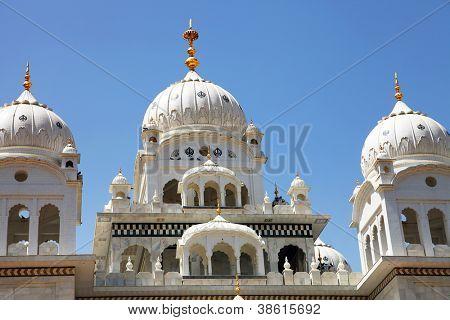 Indian Temple in Pushkar, Asia