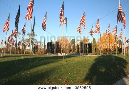 Memorial Flags