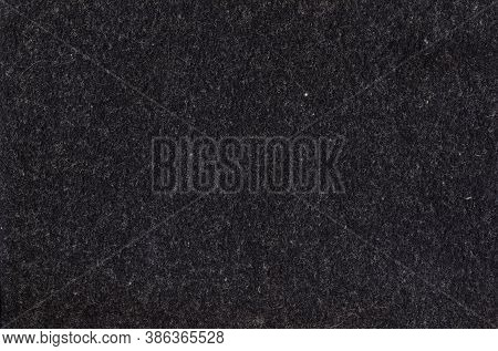 Wool Abstract Background. Fleecy Texture. Gray Warm Carpet Surface.
