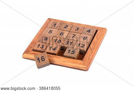 Puzzle 15 (also Called Gem Puzzle, Game Of Fifteen) Is A Sliding Puzzle Game. The Goal Of The Puzzle