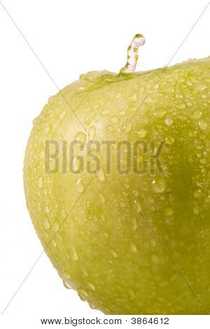 Apple And Drops