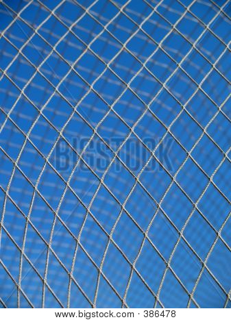 Net Of A Soccer Goal