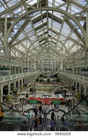 Shopping Centre In Dublin