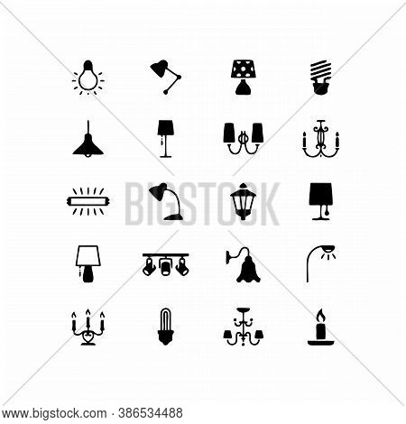 Light Flat Icons Vector, Light Flat Icons Vector Eps 10