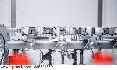 Bottling Milk Production Line Factory, Industry Equipment Dairy Plant
