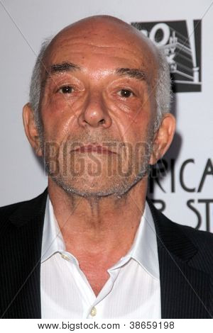 """LOS ANGELES - OCT 13:  Mark Margolis arrives at the """"American Horror Story: Asylum"""" Premiere Screening at Paramount Theater on October 13, 2012 in Los Angeles, CA"""