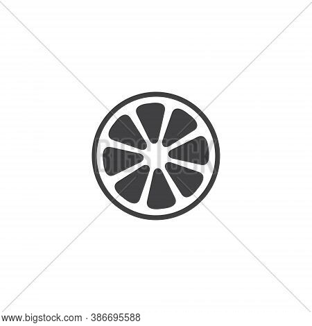 Lemon Logo Design - Fruit Fresh Healthy Health Yellow Slice Juicy Raw Bui Eco Green Nature Vitamins