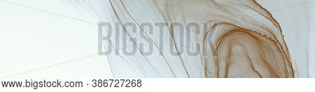 Fashion Picture. Fashion Pattern. Fluid Texture. Blue Brown Fashion Picture. Blue Brown Sketch Canva