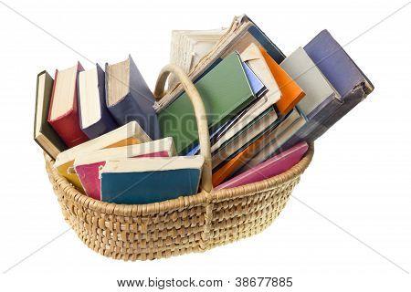 Old Worn Ragged Books