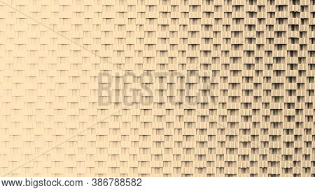 Hd Abstract Gray White Brick Background With Shadows Texture. 3d Shadow Effect Background For Busine