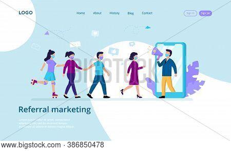 Referral Marketing, Network Marketing, Referral Program Strategy, Referring Friends, Business Partne