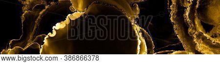 Sketch Backdrop. Sketch Background. Ethereal Wallpaper. Gold Black Sketch Backdrop. Translucent Swir
