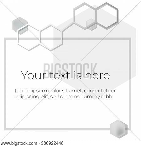 Vector Abstract Elements For Banner Layouts, Slides, Landing Page, Etc. You Can Use It As Concept Fo