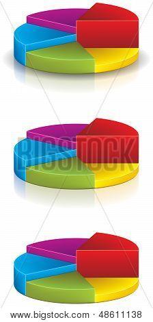 3D Pie Chart 1