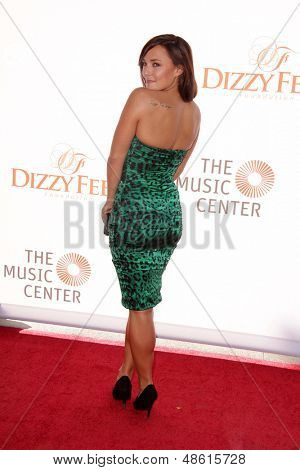 Jesse SpencerLOS ANGELES - JUL 27:  Briana Evigan arrives at the 3rd Annual Celebration of Dance Gala at the Dorothy Chandler Pavilion on July 27, 2013 in Los Angeles, CA