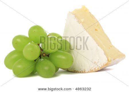 Grapes & Camembert