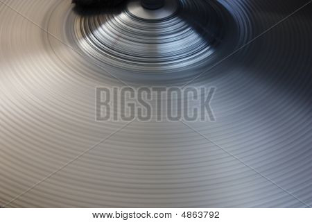 Spinning Cymbal